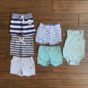 5 Baby Gap Shorts